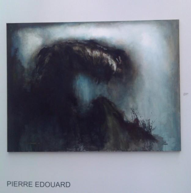 artParis, 2014, Pierre Edouard, Galerie Ditesheim