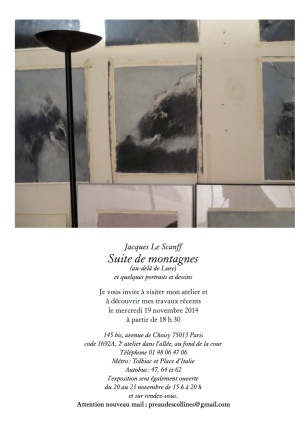 Expo Jacques Le Scanff _ 19 nov 14  3 paris jak